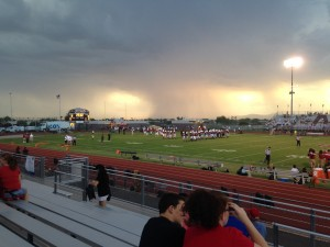 Liberty Lions 9-5