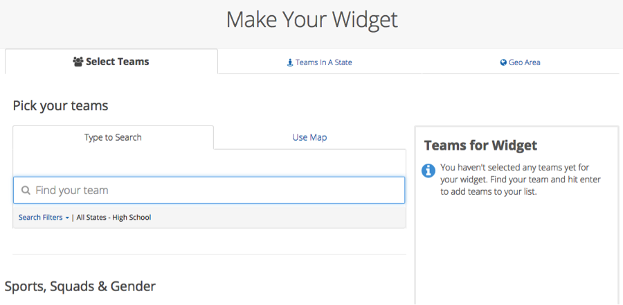 widgetCreator-pickteams