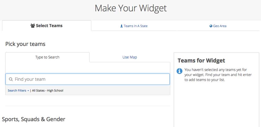 widgetCreator-pickteams