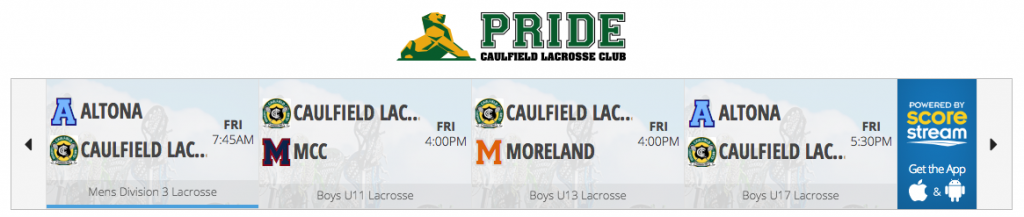 Caulfield Lacrosse
