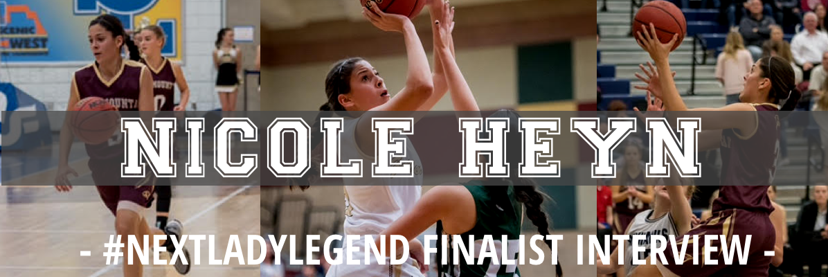 Interview with Nicole Heyn, The Maple Mountain Golden Eagles